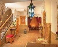Интерьеры квартир в марокканском стиле