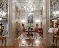 Классические интерьеры венецианских гостиниц: барокко, рококо, неоклассика