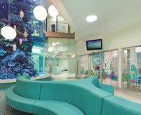 Интерьер детской больницы