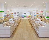 Интерьер маленького магазина. Как сделать просто, но стильно?