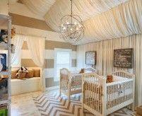 Обустройство комнаты для малыша, комната для младенца