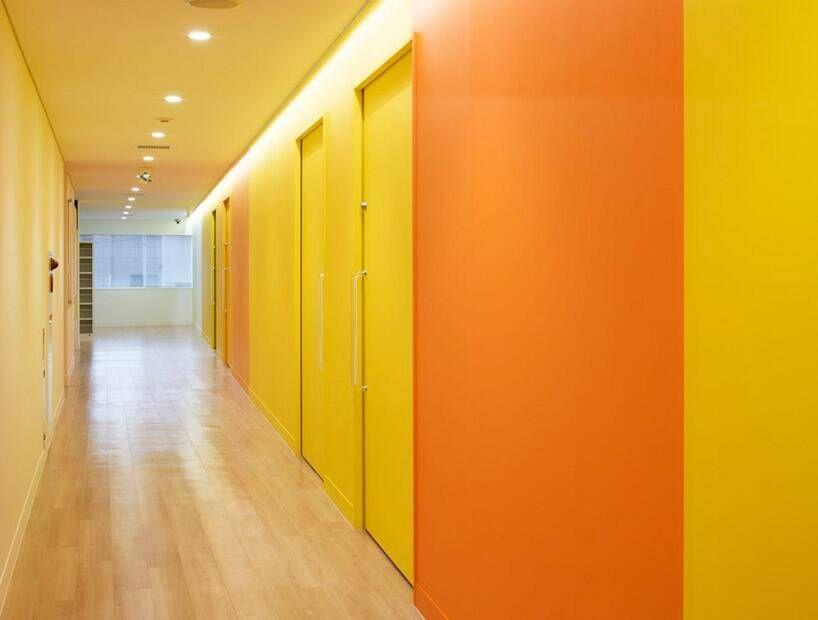Школьные коридоры дизайн