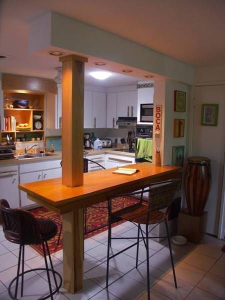 Зонирование комнаты - способы разделения помещений (фотограф.