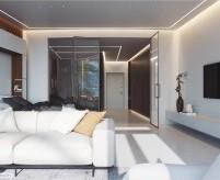 Однокомнатная квартира 56 кв.м, нестандартная планировка