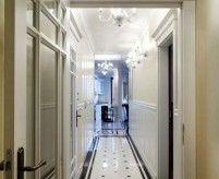 Интерьеры современных квартир с элементами классики (три проекта)