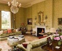Интерьер гостиной в английском стиле: характеристика стиля, примеры, фото