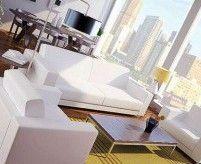 Белый цвет в интерьерах, примеры сочетаний и характеристика цвета