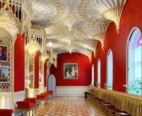Сторуберри Хилл хаус - маленький готический замок