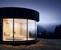 Спальня на природе - LUMIPOD. Необычные гостиницы