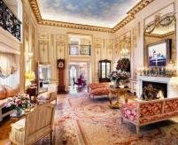 Дворцовые апартаменты актрисы Джоан Риверз в Нью-Йорке