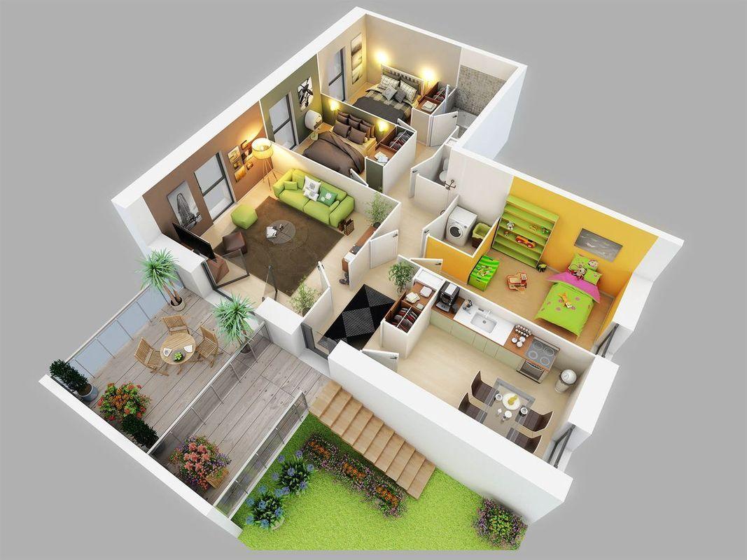 Картинка планы квартиры